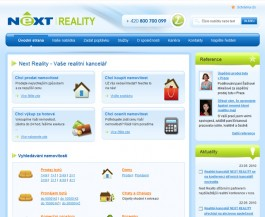 NEXT REALITY GROUP a.s.: www.nextreality.cz